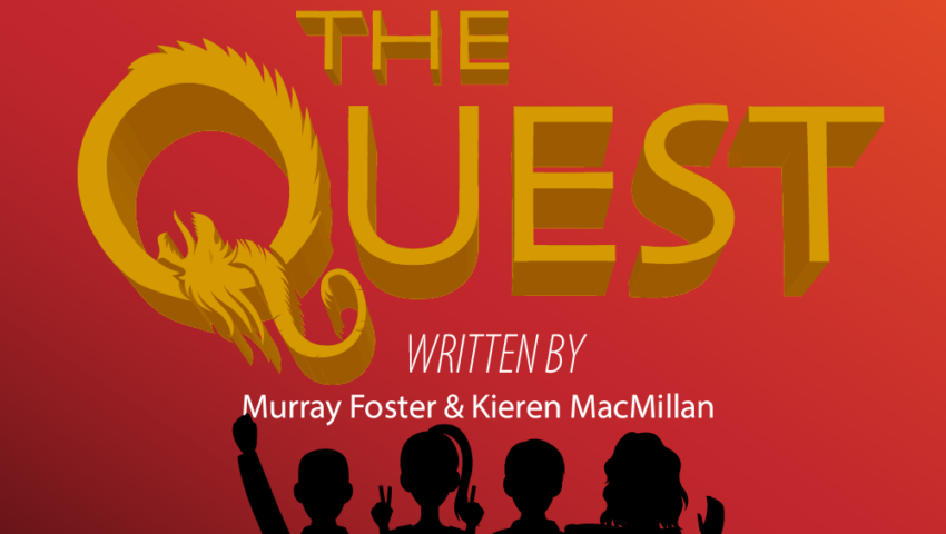 the quest murray foster
